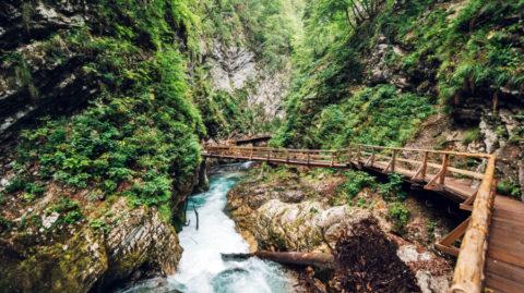 Indrukwekkende rivierkloven die wachten om ontdekt te worden