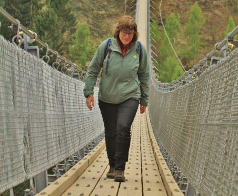 Wandelervaring: Nicolette liep de complete Saar-Hunsrück Steig