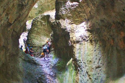 Canyoning kan iedereen: voor wie net iets meer avontuur wil