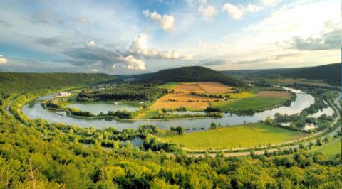 Wandelen over de 'Panoramaroute' langs de mooiste zijrivier van de Donau