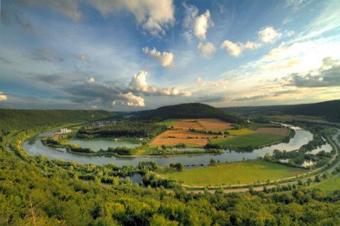 Panoramaroute langs de mooiste zijrivier van de Donau