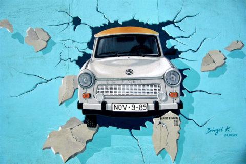 Fietsvakantie Berlijn in het spoor van de Berlijnse Muur