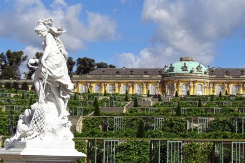 Fietsvakantie Brandenburg langs kastelen en Potsdam