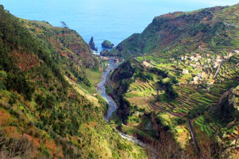 Wandelvakantie langs de kustlijn rond Madeira