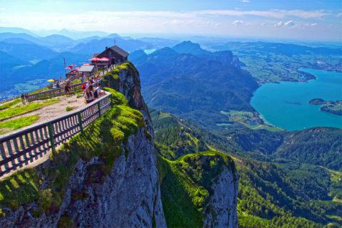 Wandelvakantie Tien Merentocht Oostenrijk