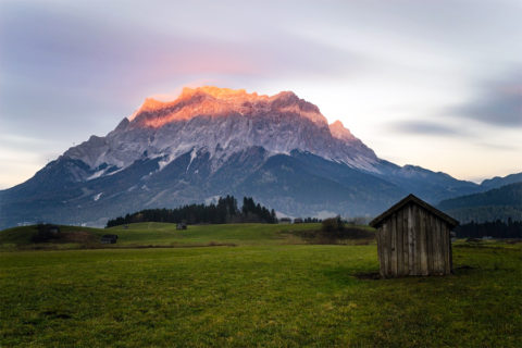 Wandelvakantie in Beieren rondom de Zugspitze