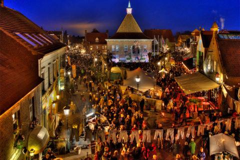 14 & 15 dec: Scrooge-festival Arcen