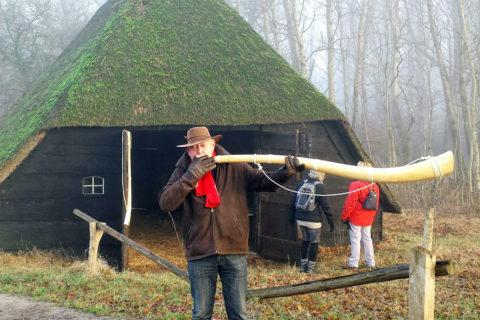 29 & 30 dec: Midwinterhoorn Wandeltocht Dalfsen, Vechtdal