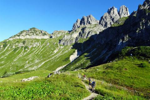 Wandelvakantie Dachstein over de Höhenrundweg incl 1 nacht in berghut