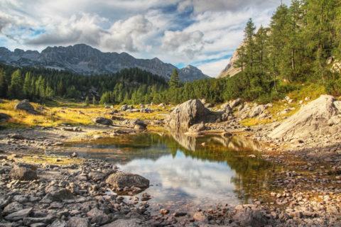 Wat denk je van een trekking door Slovenië?
