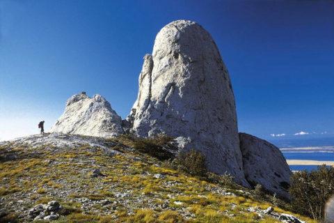 Ken je de Via Dinarica Trail in Kroatië?