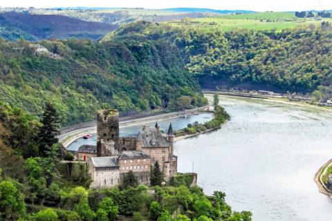 Wandelvakantie Rheinsteig van Rüdesheim naar Koblenz