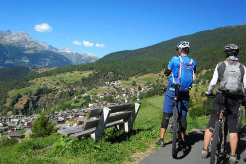 Een dag de fiets, een dag de trein: de Zwitserse 'way of biking'