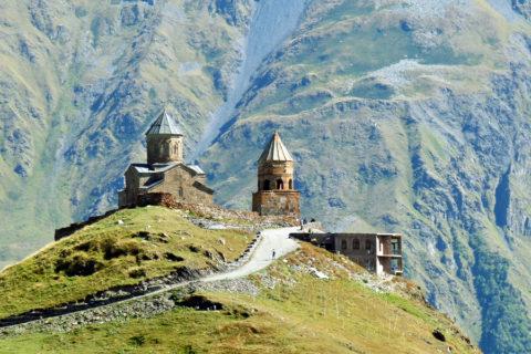 Groepswandelreis Georgië, over de hellingen van de Kaukasus