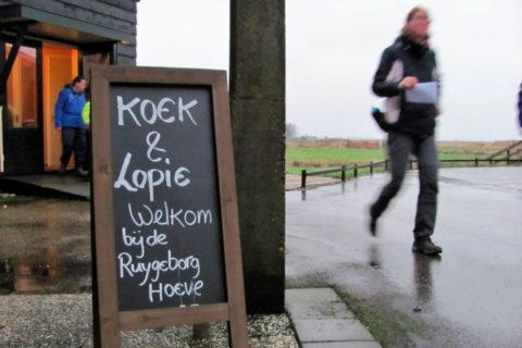Jan, febr, mrt: Koek & Lopie Winterwandelingen