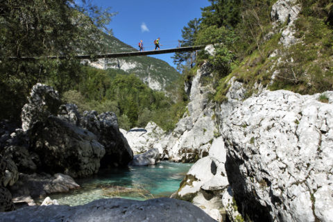 Wandelvakantie Alpe Adria Trail door Slovenië en Italië