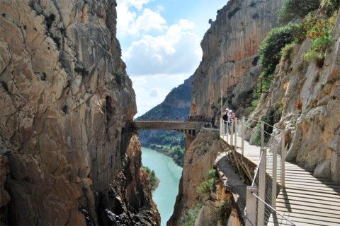 Wandelvakantie Andalusië met Caminito del Rey