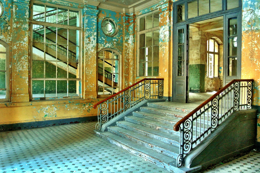 Beelitzer Heilstätten1, Jan Bommes, Flickr