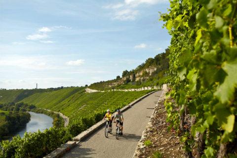 'Go with the flow': Relaxt fietsend langs Duitse rivieren