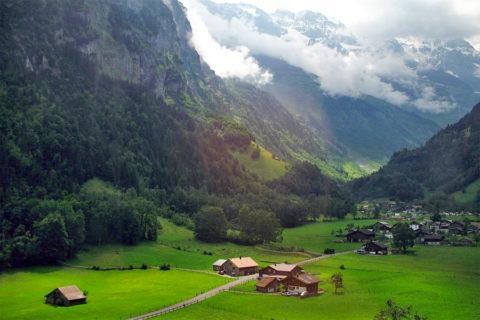 Huttentocht Zwitserland van Stechelberg naar Kandersteg