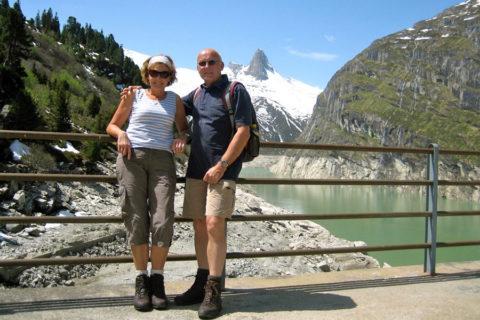 Gefeliciteerd Evert en Christien, winnaars van de Ecktiv reis naar Rügen