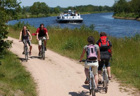 Emsland-route, een fietsrondje net over de grens met Duitsland