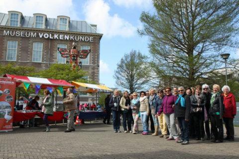 14 april: De 'LeidenWalk', wandelevent door en rond Leiden