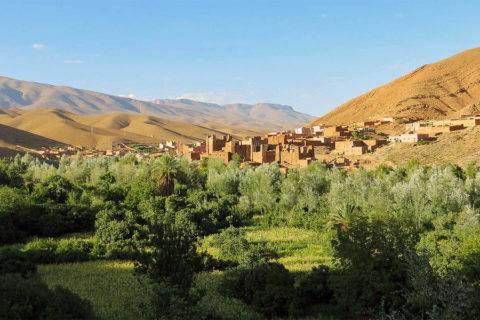 Wandelen van Kasba naar Kasba door het Atlasgebergte
