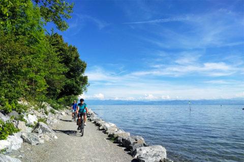 Fietsvakantie rondom de Bodensee
