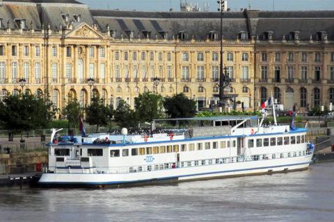 Fiets-vaar-vakantie langs de beroemde wijngaarden van Bordeaux