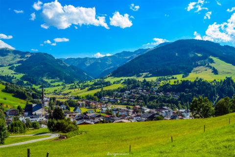 Wandelvakantie over de pieken van Salzburgerland