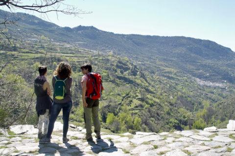 Wandelvakantie Andalusië, Sierra Nevada