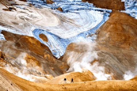 15-daags wandelavontuur op IJsland, inclusief 4×4-bus en privé-kok