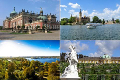 Fietsen in Brandenburg langs de beroemde kastelen van Potsdam