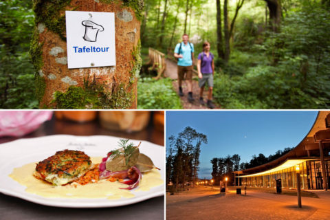 'Saarschleife Tafeltour' combineert wandelen met de Frans-Duitse keuken