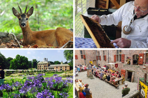21 juli: Afwisselend dagje Geldersch Landschap & Kastelen