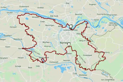De 'Walk of Wisdom' rond Nijmegen: de tegenpool van de Vierdaagse