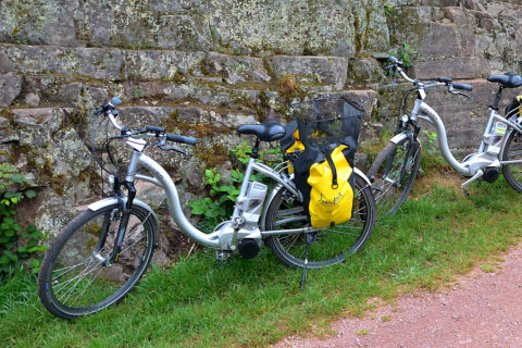 11 speciale E-bike-routes door de heuvels van Saarland
