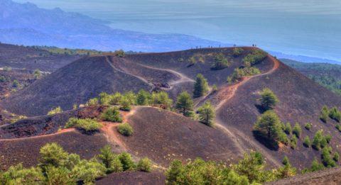 Wandelen aan de noordkant van de Etna