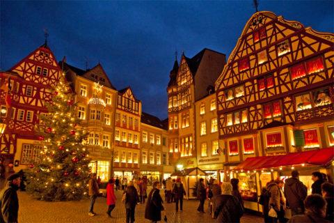 Wandelvakantie Moezel van Kerstmarkt naar Kerstmarkt