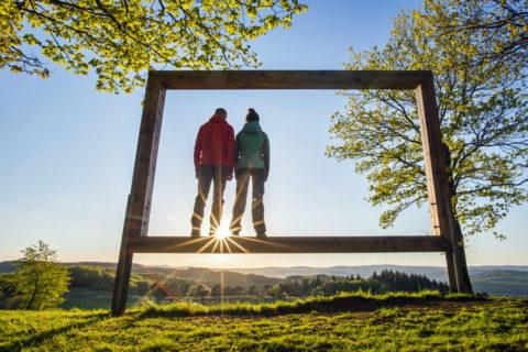 De Rothaarsteig in Sauerland, klassieke wandelroute om in te lijsten