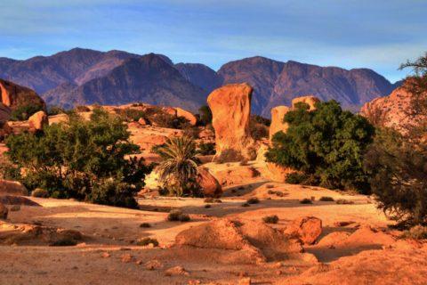 Wandelen in de wondere wereld van de Marokkaanse Anti-Atlas