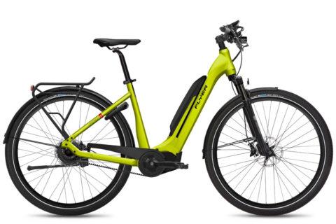 De nieuwste FLYER E-bikes 2019: stoer en verrassend van kleur
