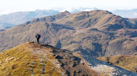 Een Schotse Munro beklim je niet zomaar…