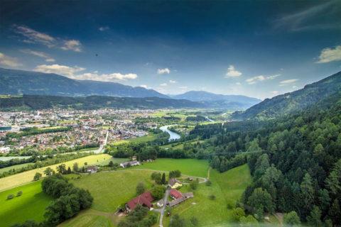 Busreis-Fietsvakantie over de Alpe Adria Radweg