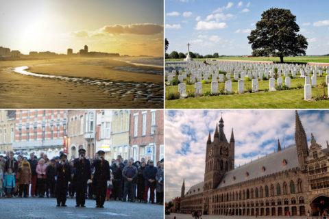 Fietsen door Vlaanderen: Historisch, Gedenkwaardig en Bourgondisch