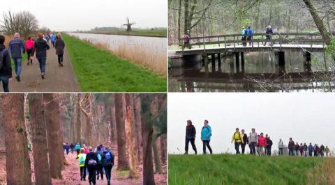 Vanaf 5 jan: maandelijkse 'Struuntochten' in Zuidoost-Friesland