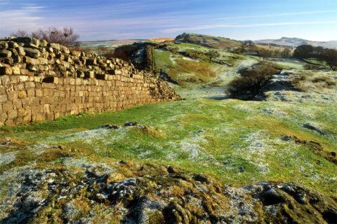 'Hadrian's Wall Path': wandelen van kust naar kust door Noord-Engeland