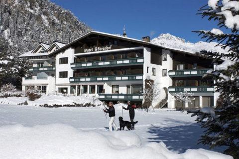 Voorjaarsvakantie aanbieding: winterwandelen in Lechtal met busvervoer