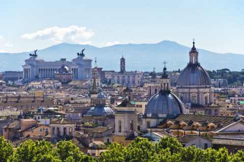 Wie gaat er mee fietsen van Basel naar Rome?